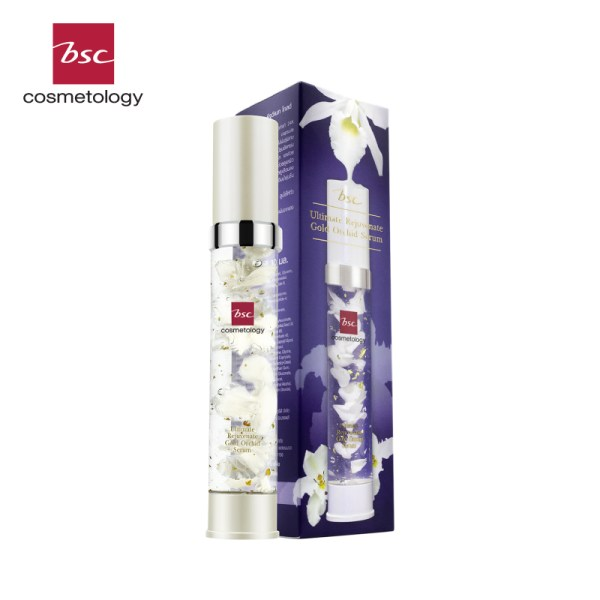 Bsc Cosmetology BSC COSMETOLOGY ULTIMATE REJUVENATE GOLD ORCHID SERUM