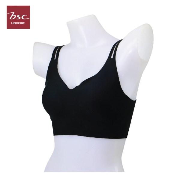 Bsc Lingerie BSC lingerie ชุดชั้นในบรา NUDE BRA บรารูปแบบไม่มีโครง - SB2604