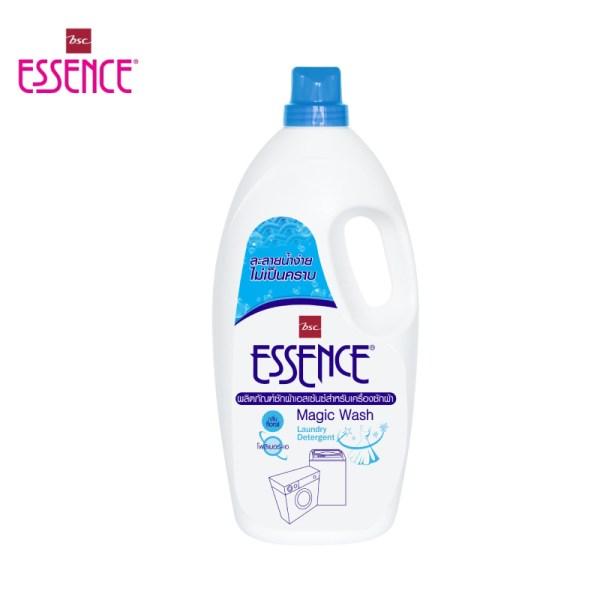 Essence Essence ผลิตภัณฑ์ซักผ้าเอสเซ้นซ์ (สำหรับเครื่องซักผ้า) 1800 มล. (ยกลังบรรจุ 6 ขวด)