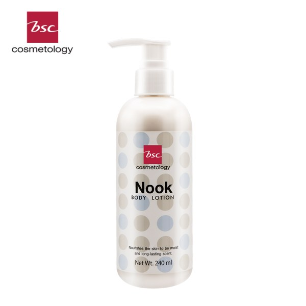 Bsc Cosmetology BSC COSMETOLOGY NOOK BODY LOTION