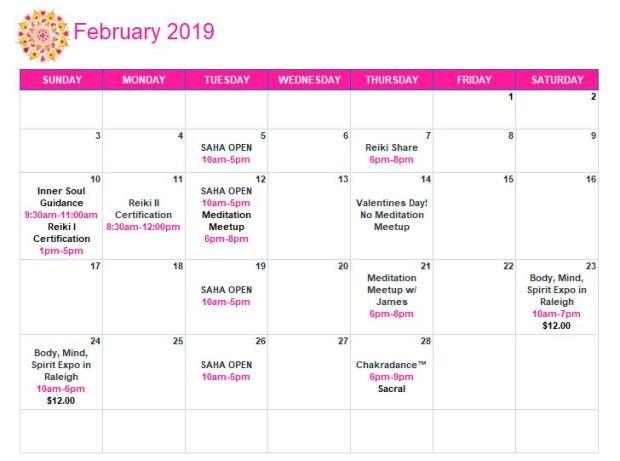 feb 2019 web cal