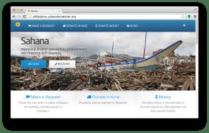 Sahana Philippine Response Site