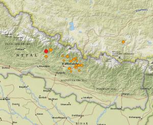 Sahana Nepal Earthquake SitRep 2
