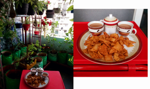 மொறுமொறு மசாலா பிஸ்கட் (ஸ்ரீப்ரியா ராஜகோபாலன்) – Deepawali Recipe Contest Entry 12