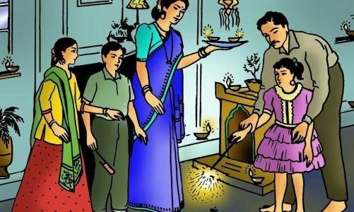 மறக்க முடியாத தீபாவளி (சுபாஷினி பாலகிருஷ்ணன்) – Deepawali Ninaivugal Contest Entry 8