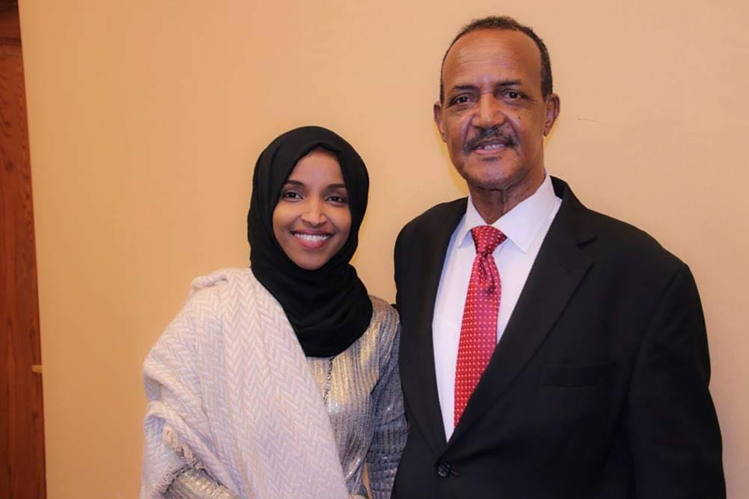 U.S. Rep. Ilhan Omar's father, Nur Omar Mohamed, dies of COVID-19 ...