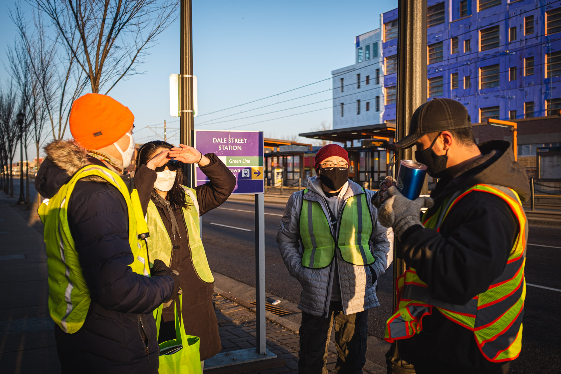sahanjournal.com: New Minnesota safety patrol aims to stop anti-Asian hate in the streets