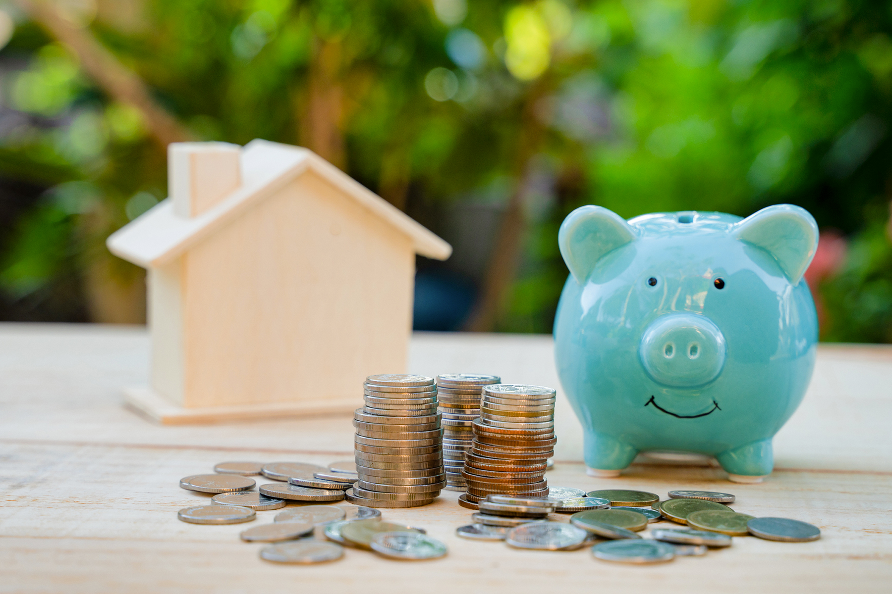 How to save to buy your first home.