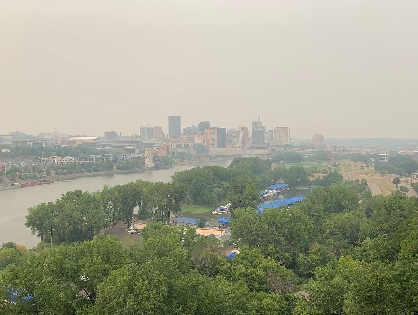 Wildfire smoke, fine ash and your health: How to think about Minnesota's bad air.