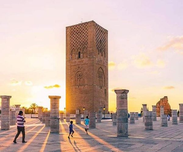 4 days tour from casablanca to marrakech