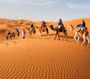 4 day Morocco desert tour Tangier to marrakech