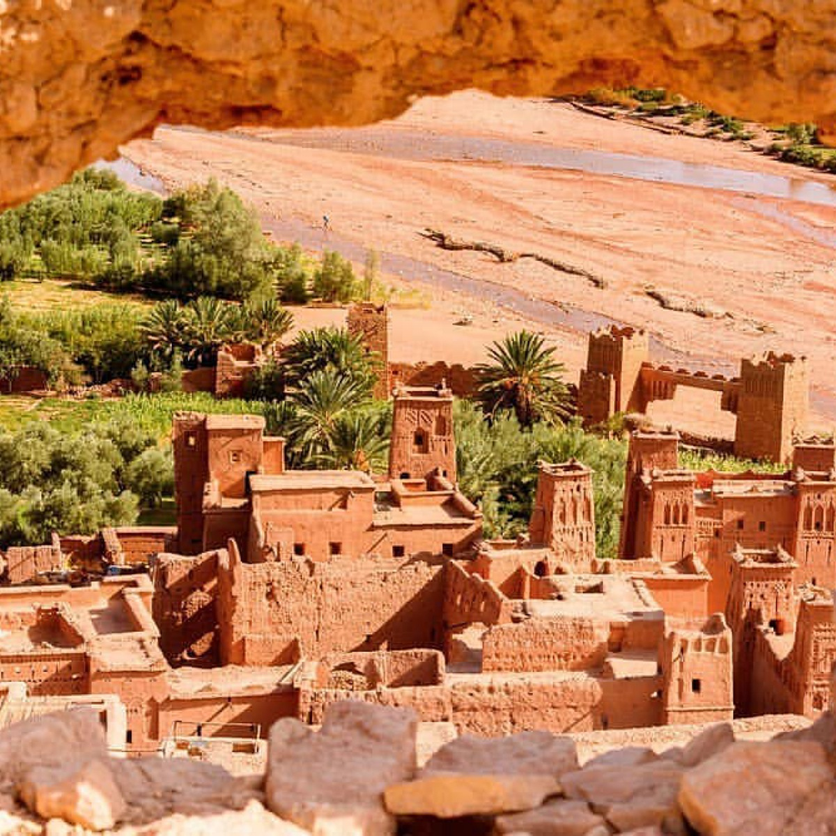 5 days marrakech to fes morocco trip