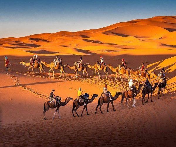 3 days desert trip from Marrakech to Merzouga