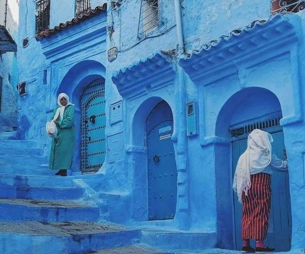 4 days trip from Tangier to Marrakech