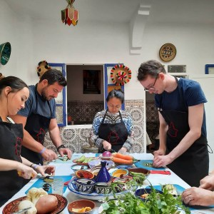 4 days holiday in marrakech