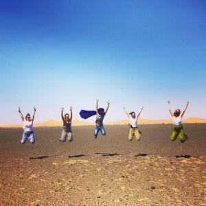 5 day sahara desert tour marrakech to fes