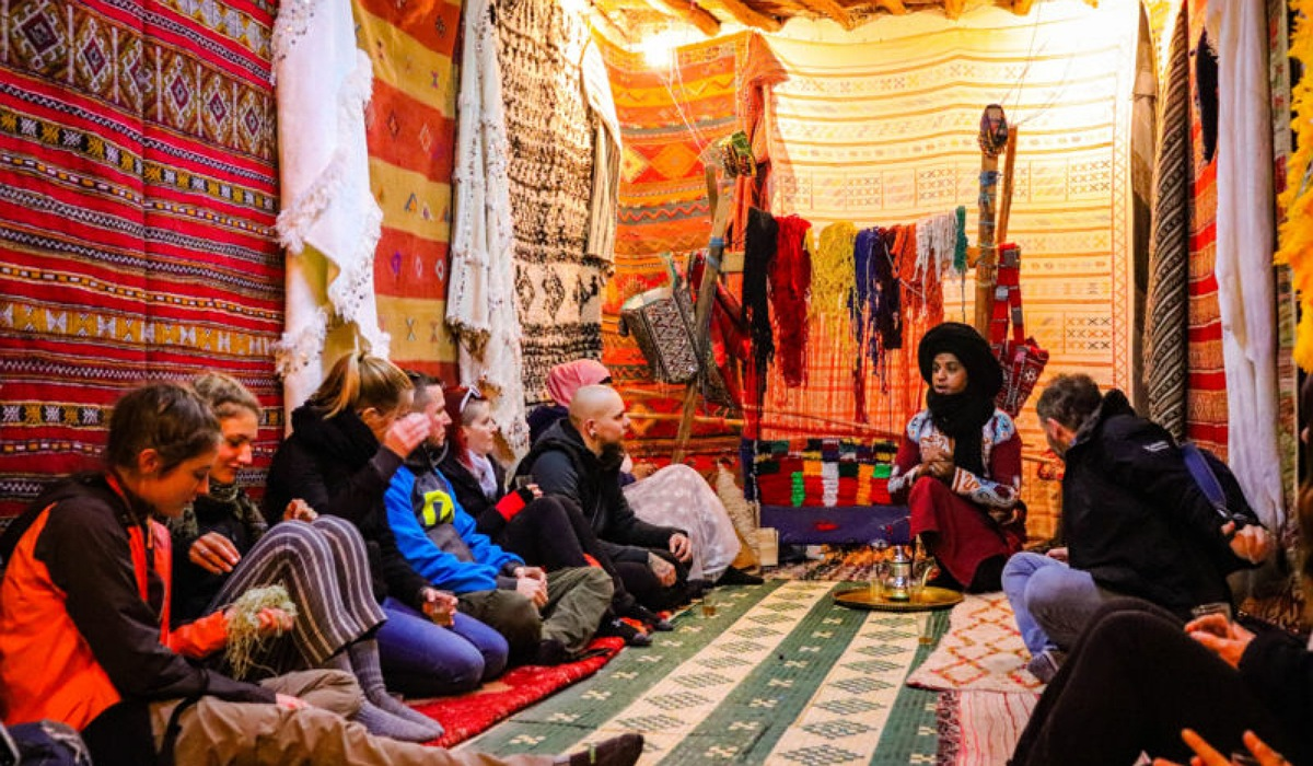 Morocco trips for students