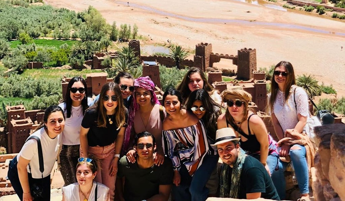 Morocco students trips