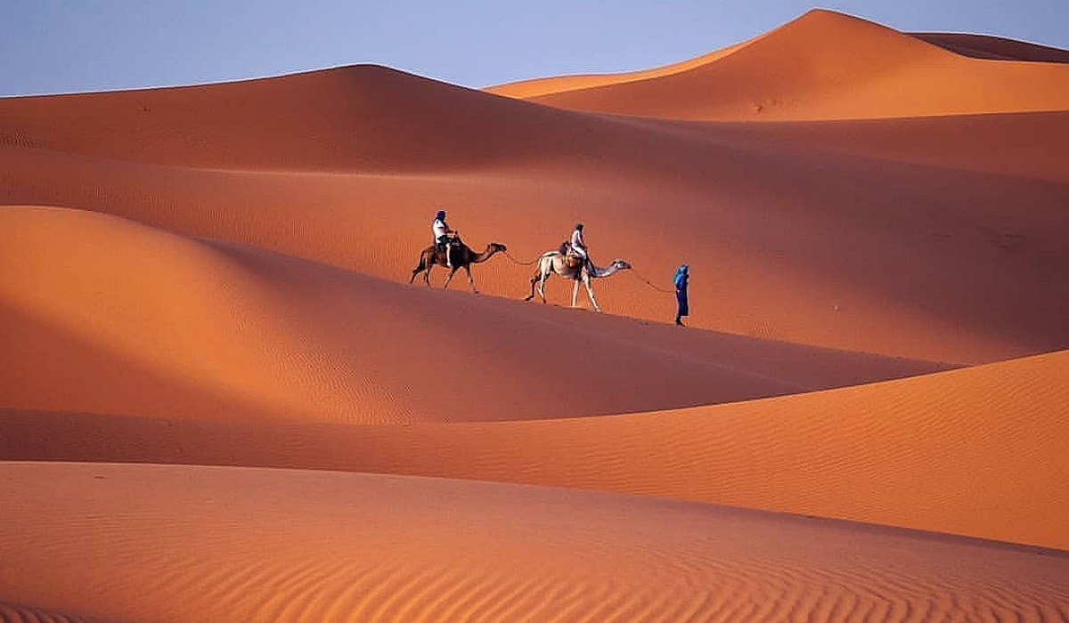 which desert to visit in orocco