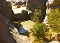 Guelta near Sefar