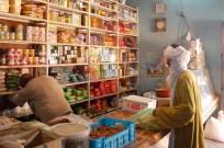 Shopping in In Salah