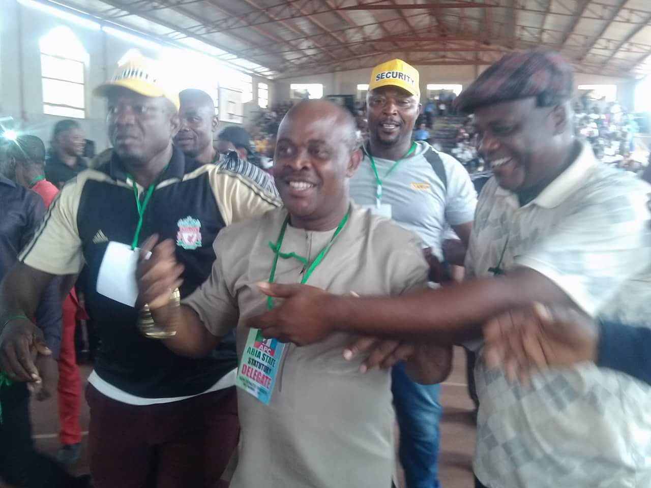 Image result for Abducted APC chairman returns home
