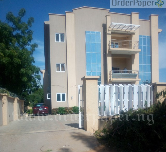Jigawa state investment building