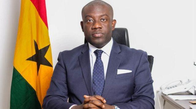 Kojo Oppong Nkrumah, Minister of Information, Ghana