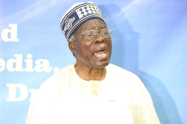 Dr. Banji Akintoye, leader of the Odua Foundation