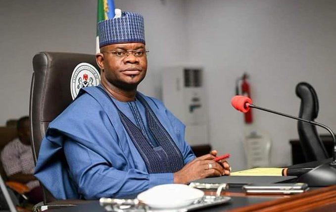 Kogi State Governor, Yahaya Bello.
