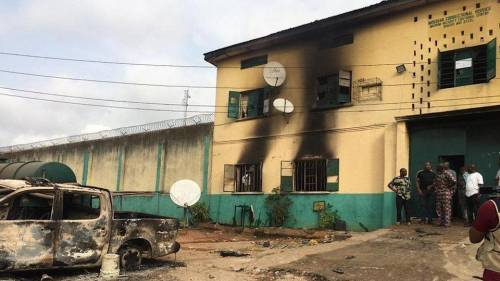 Imo Jailbreak: How the villagers were burned and escaped to a prisoner who returned home