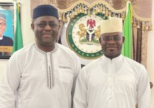 Three years after they said Governor Kogi's mental colleges are not functional, Fani-Kayode approves him as president