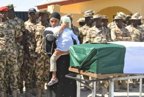 Insurgency Fight: British Defence Pledges Support For Nigerian Army