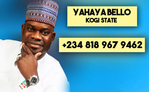 KOGI Photos: Phone numbers of Nigerian governors leaked