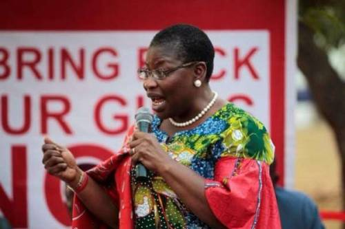 Image result for Oby Ezekwesili formally declares for presidency