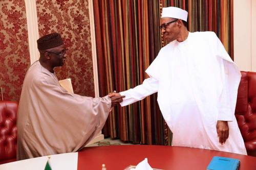 Tunde%20Bakare%20and%20Buhari - Our Universities Are Glorified Secondary Schools, Says Tunde Bakare