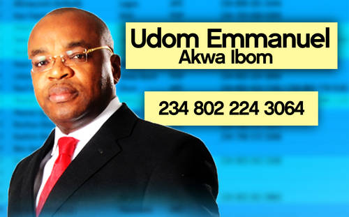UDOM%20EMMANUEL Photos: Phone numbers of Nigerian governors leaked