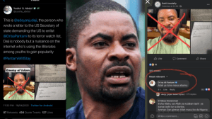 #PantamiResignNow: Concerned Nigerian group claims ministerial supporters will harm Adeyanju