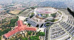 Oyedep's church, the living faith, will spend 160 billion on a new auditorium with 100,000 seats