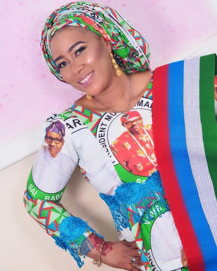 Buhari's Fanatic, Zainab Abdullahi.