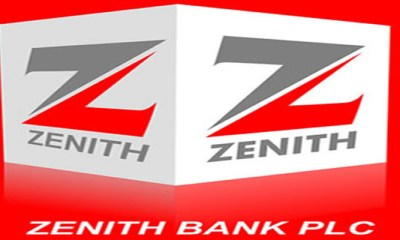 ZENITH BANK DISPLAYS RESILIENCE AS PROFIT BEFORE TAX RISES BY 4% IN Q1 2021