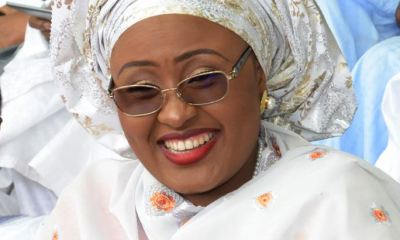 Love letter to Aisha Buhari Tunde Odesola (Published in The PUNCH on Monday, March 22, 2021) Dear Hajiya, With gratitude to God for a vacation well spent, I, Babatunde Odesola, Esq., heartily rejoice on the safe return of the First Lady, Hajiya Aisha Buhari, to Nigeria after spending 4,380 hours in the cozy United Arab Emirates city called Dubai, away from the kisses and cuddles of her aged husband, Major General Muhammadu Buhari (retd.), and the scrutiny of his ineffective security forces. Hajiya, I love you. Many people don't know what we share. They don't know we were both born on February 17. I've sorely missed your dazzling beauty in the last six months that you left the warmth of your husband's bedroom to enjoy the breathtaking wonder of the 9.7-million-population UAE, a country 11 years younger and 12 times smaller than the giANT of Africa, breathless in the fist of your old sweetheart, Pa Buhari. Going by the stunning beauties of their wives and rumoured concubines, Nigerian Heads of State between 1960 and 1999 appeared more adept at capturing the hearts of beauty queens than providing solutions to the problems of the country. From General Johnson Aguiyi-Ironsi to General Yakubu Gowon as well as General Murtala Mohammed to General Olusegun Obasanjo and the bloody General Ibrahim Babangida along with the roguish General Sani Abacha, Nigerians can't forget the vivacious appeal of Victoria Aguiyi-Ironsi, the wowing beauty of Victoria Gowon, the angelic grace of Ajoke Mohammed, the eyeful chicness of Stella Obasanjo, the shapely charm of Mariam Babangida, the exotic elegance of Maryam Abacha, and the brainy goddess, Lami, whom General Abdulsalami Abubakar hypnotized for a wife. Hajiya Aisha, your beauty is smashing! I really don't know how these generals swing it, but I've truly never seen a general with an ugly wife. The alluring belle from the popular Majekodunmi family in Ogun, Omolola, belongs to the Okuku general, Olagunsoye Oyinlola, just as Ronke Ayuba, t