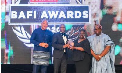 UBA Gets Double Honours at BAFI Awards