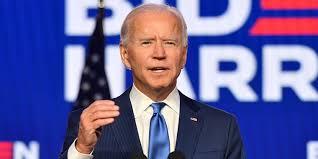 US Elect President, Joe Biden Urges Americans To Unite