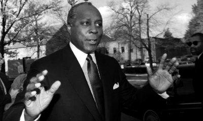 Tributes As Vernon Jordan, Civil Rights Activist And Power Broker, Dies At 85