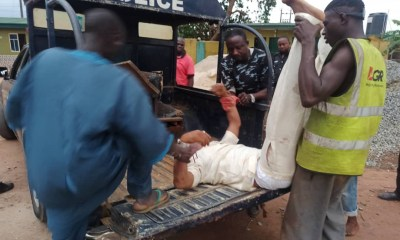 Eleven suspects arrested in connection To Death Of Ijede's chairmanship aspirant aide in Lagos