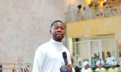 Prophet Genesis Mourns TB Joshua, Says Nigeria Has Lost A Great Man Of God