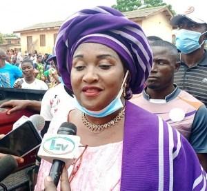 LG primaries; Princess Folashade Olabanji-Oba, sued for peace