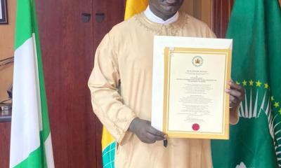 Optimism Of Francophone's Strategic Cooperation Against Insurgency As Buratai Resumes In The Republic Of Benin