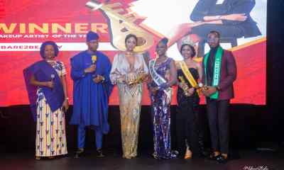 Miss Eko International: Grand finale: Ivory Forte Entertainment Concepts honour stakeholders in entertainment, traditional sectors